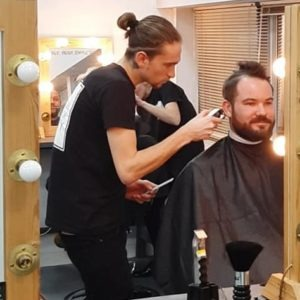 barber course in action