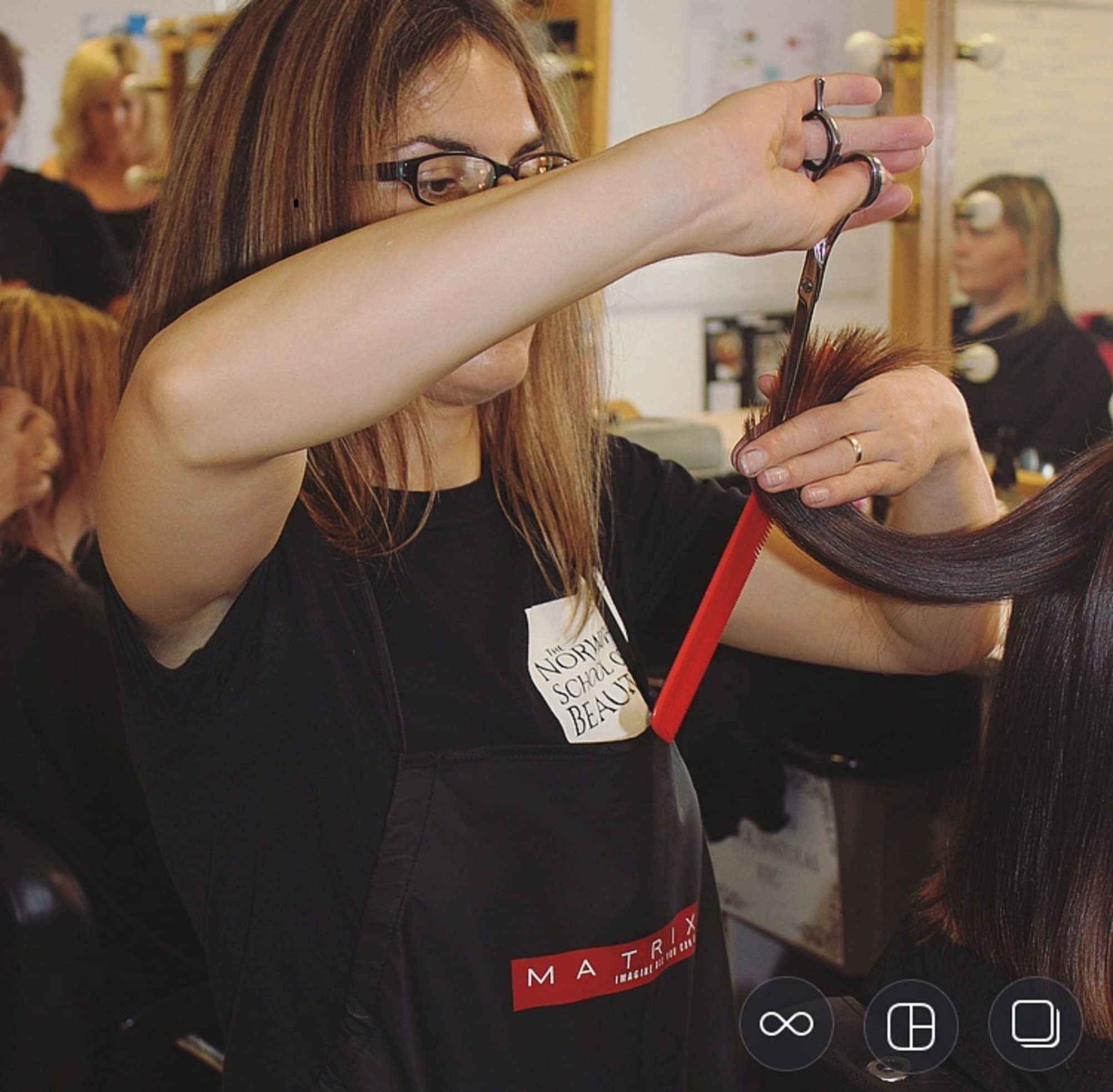 Hairdressing and Barbering Course