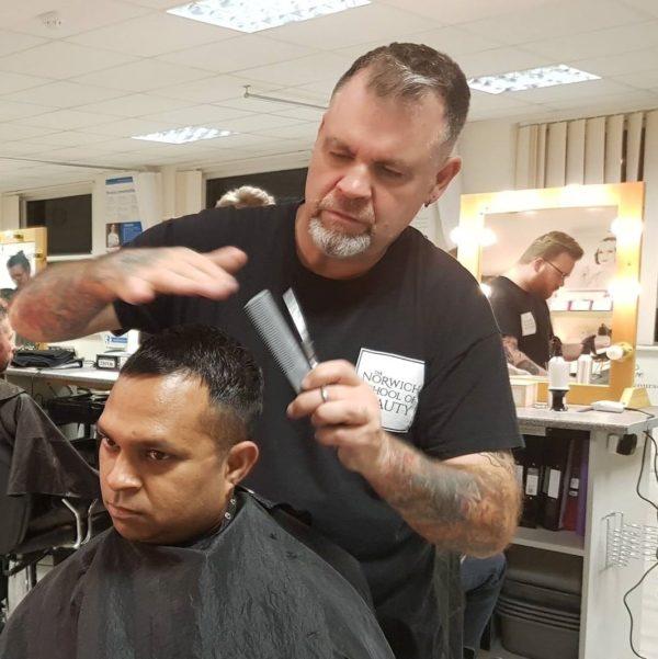 barber course norwich